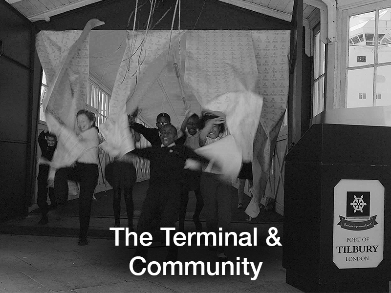 The Terminal and Community Gallery