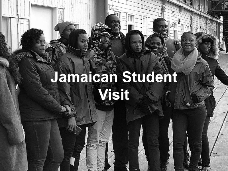 Jamaican Student Visit