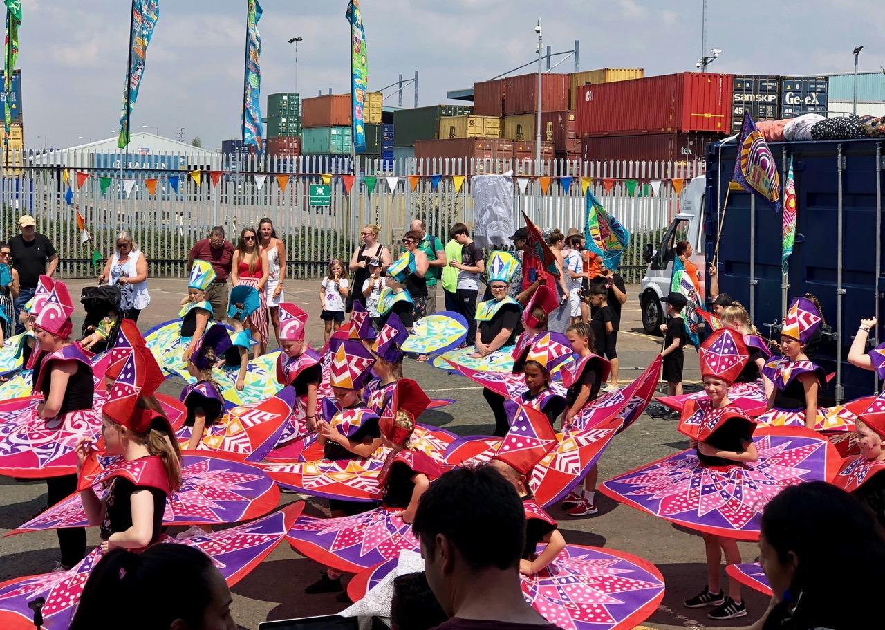 Tilbury Carnival 20th July 2019
