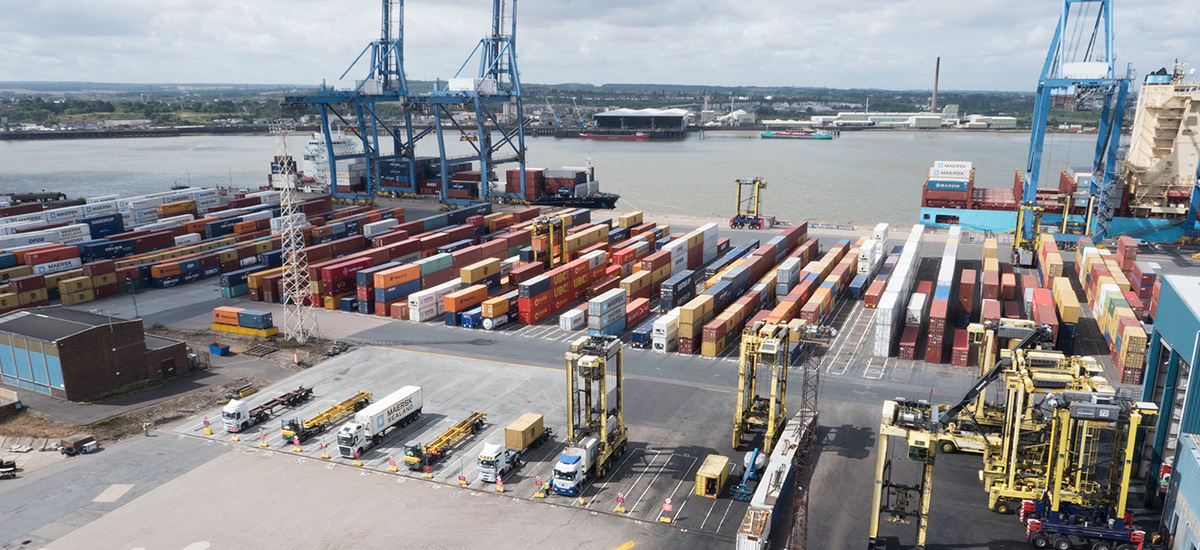 Port of Tilbury RE:PORT Edition Two