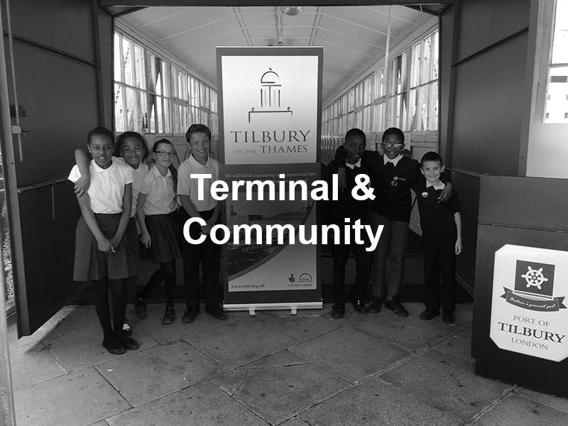Terminal & Community